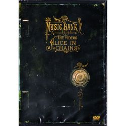 ALICE IN CHAINS - MUSIC BANK - THE VIDEOS (1 DVD)