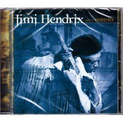 HENDRIX, JIMI - LIVE AT WOODSTOCK (1 CD) - WYDANIE AMERYKAŃSKIE