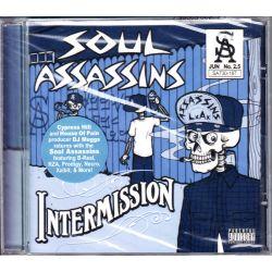 SOUL ASSASSINS - INTERMISSION [DJ MUGGS PRESENTS] (1 CD) - WYDANIE AMERYKAŃSKIE