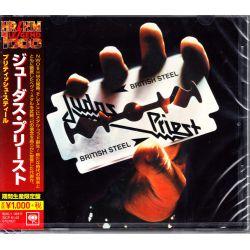 JUDAS PRIEST - BRITISH STEEL (1 CD) - WYDANIE JAPOŃSKIE