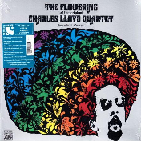 LLOYD, CHARLES QUARTET - THE FLOWERING (1 LP) - 180 GRAM PRESSING