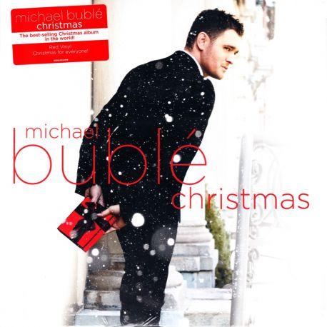 BUBLE, MICHAEL - CHRISTMAS (1 LP) - LIMITED RED VINYL EDITION - WYDANIE AMERYKAŃSKIE
