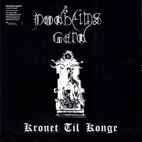DODHEIMSGARD - KRONET TIL KONGE (1 LP) - 180 GRAM PRESSING