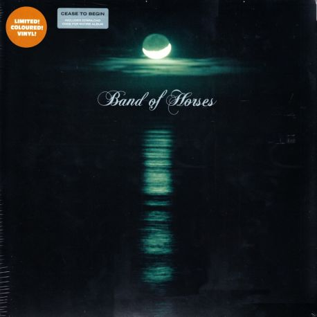 BAND OF HORSES - CEASE TO BEGIN (1LP+MP3 DOWNLOAD)
