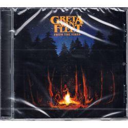 GRETA VAN FLEET - FROM THE FIRES (1 CD) - WYDANIE AMERYKAŃSKIE