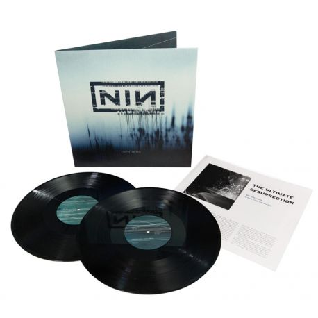 NINE INCH NAILS - WITH TEETH (2 LP) - 180 GRAM PRESSING