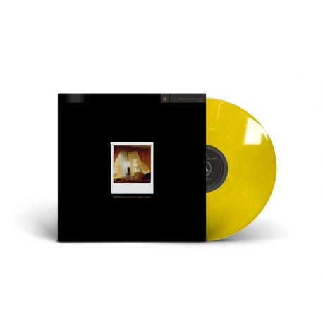 SQURL - SOME MUSIC FOR ROBBY MULLER (1 LP) - LIMITED EDITION GOLD COLOURED VINY PRESSING