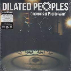 DILATED PEOPLES - DIRECTORS OF PHOTOGRAPHY (2 LP) - CLEAR VINYL - WYDANIE AMERYKAŃSKIE