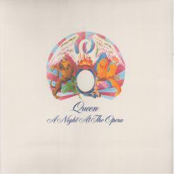 QUEEN - A NIGHT AT THE OPERA (1 LP) - WYDANIE AMERYKAŃSKIE