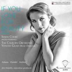 Sasha Cooke - If You Love For Beauty Volume 1 (180g 45rpm Vinyl LP)
