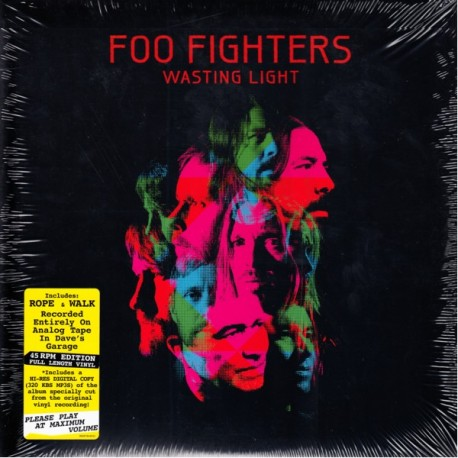 Foo Fighters Wasting Light 2 Lp Mp3 Download 45