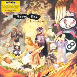 GREEN DAY - INSOMNIAC (1LP)