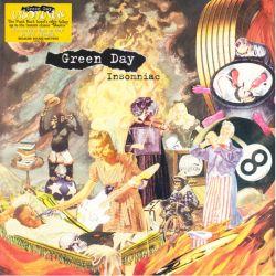 GREEN DAY - INSOMNIAC (1LP)