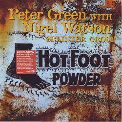 GREEN, PETER & SPLINTER GROUP - HOT FOOT POWDER (1 LP)