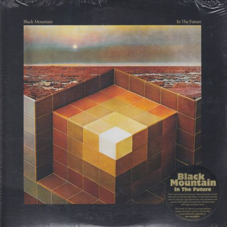 BLACK MOUNTAIN – IN THE FUTURE (2 LP)