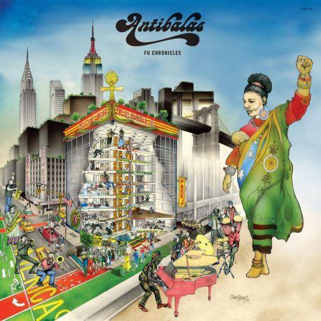 ANTIBALAS - FU CHRONICLES (2 LP)