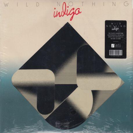 WILD NOTHING - INDIGO (1 LP) - WYDANIE AMERYKAŃSKIE