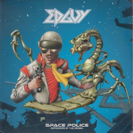 EDGUY – SPACE POLICE: DEFENDERS OF THE CROWN (2 LP)