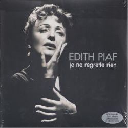 PIAF, EDITH - JE NE REGRETTE RIEN (2LP) - 180 GRAM PRESSING