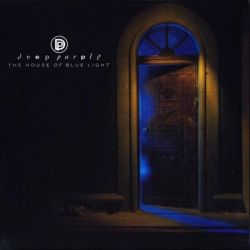 DEEP PURPLE - THE HOUSE OF BLUE LIGHT (1 CD) - WYDANIE AMERYKAŃSKIE