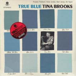 BROOKS, TINA - TRUE BLUE (1LP)