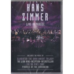 ZIMMER, HANS - LIVE IN PRAGUE (1 DVD)