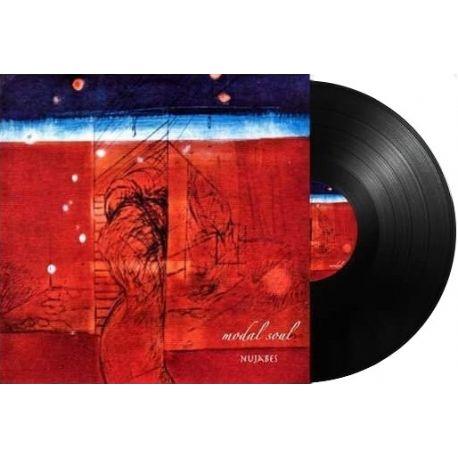 NUJABES - MODAL SOUL (2 LP) - WYDANIE JAPOŃSKIE