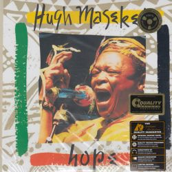 MASEKELA, ‎HUGH – HOPE (2 LP) - ANALOGUE PRODUCTIONS EDITION - 180 GRAM MONO PRESSING - WYDANIE AMERYKAŃSKE