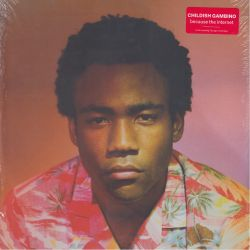 CHILDISH GAMBINO ‎– BECAUSE THE INTERNET (2 LP) - LIMITED EDITION - WYDANIE AMERYKAŃSKIE