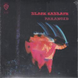 BLACK SABBATH - PARANOID (1 LP) - LIMITED BLUE VINYL EDITION - 180 GRAM PRESSING - WYDANIE AMERYKAŃSKIE