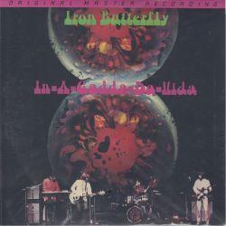 IRON BUTTERFLY - IN-A-GADDA-DA-VIDA (1 LP) - MFSL EDITION - LIMITED NUMBERED 180 GRAM PRESSING - WYDANIE AMERYKAŃSKE