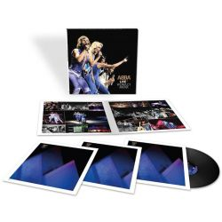 ABBA - LIVE AT WEMBLEY (3 LP) - LIMITED HALF SPEED MASTERED EDITION - 180 GRAM PRESSING