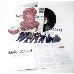 BODY COUNT - CARNIVORE (1 LP + 1 CD)