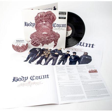 BODY COUNT - CARNIVORE (1 LP + 1 CD)