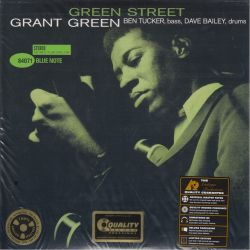 GREEN, ‎GRANT – GREEN STREET (1 LP) - ANALOGUE PRODUCTIONS EDITION - 180 GRAM MONO PRESSING - WYDANIE AMERYKAŃSKE