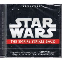 STAR WARS - EPISODE V: THE EMPIRE STRIKES BACK (GWIEZDNE WOJNY: IMPERIUM KONTRATAKUJE) - JOHN WILLIAMS (1 CD)
