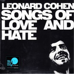 COHEN, LEONARD - SONGS OF LOVE AND HATE (1 LP) - WE ARE VINYL EDITION - 180 GRAM PRESSING