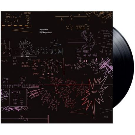 FIRE! - ORCHESTRA ACTIONS (1 LP)