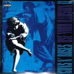 GUNS N' ROSES - USE YOUR ILLUSION II (2LP + MP3 DOWNLOAD) - 180 GRAM PRESSING