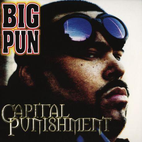 BIG PUN - CAPITAL PUNISHMENT (2LP) - WYDANIE AMERYKAŃSKIE