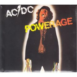 AC/DC - POWERAGE (1 CD) - WYDANIE AMERYKAŃSKIE