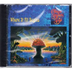 ALLMAN BROTHERS BAND, THE - WHERE IT ALL BEGINS (1 CD) - WYDANIE AMERYKAŃSKIE