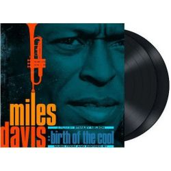 MILES DAVIS: BIRTH OF THE COOL - MILES DAVIS (2 LP)