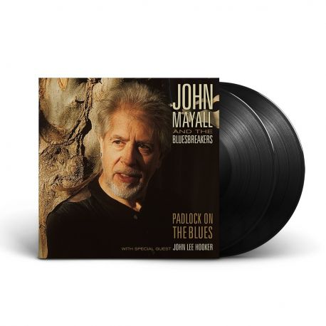 MAYALL, JOHN & THE BLUESBREAKERS - PADLOCK ON THE BLUES (2 LP)