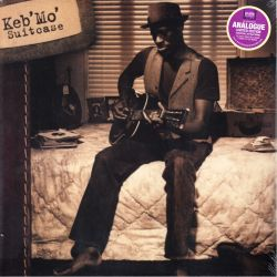 KEB' MO' - SUITCASE (1 LP) - 180 GRAM PRESSING