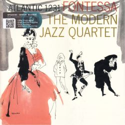 MODERN JAZZ QUARTET, THE ‎– FONTESSA (1 LP) - 180 GRAM PRESSING