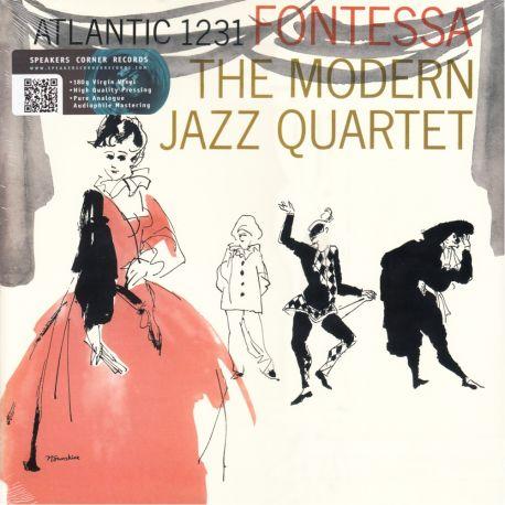 MODERN JAZZ QUARTET, THE – FONTESSA (1 LP) - 180 GRAM PRESSING