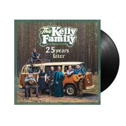 KELLY FAMILY - 25 YEARS LATER (1 LP)