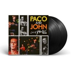 LUCIA, PACO DE / JOHN MCLAUGHLIN - PACO AND JOHN LIVE AT MONTREUX (2 LP)