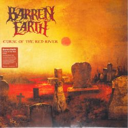 BARREN EARTH ‎– CURSE OF THE RED RIVER (1 LP) - 180 GRAM PRESSING